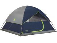 Coleman Sundome 6 Man Dome Tent 120 x 120 x 72 - MPN ...