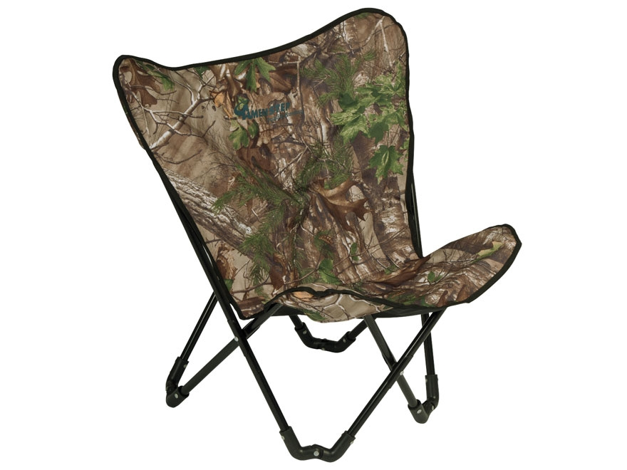 Ameristep Turkey Stopper Chair Realtree Xtra Green  MPN