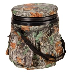 Swivel Hunting Chairs Interior Swing Chair Big Game Sportsman's Bucket Matrix Camo - Mpn: Gs1205