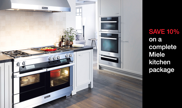kitchen package cabinets knobs press releases miele unveils 10 percent off