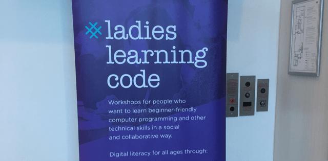 ladies learning code