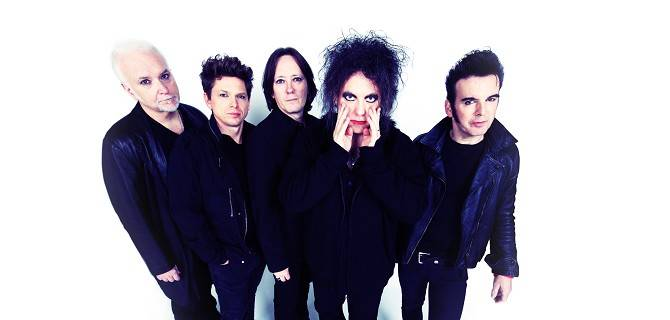 The Cure live al Forum a novembre