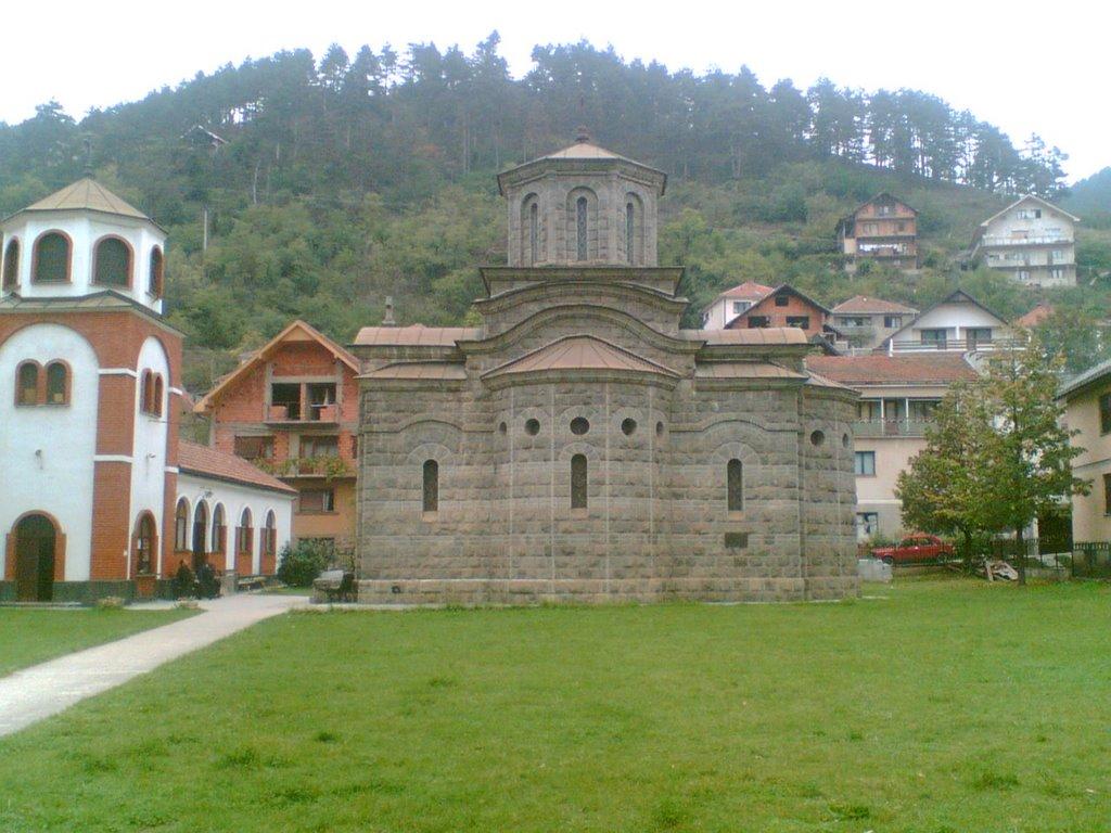 Crkva Priboj Stari