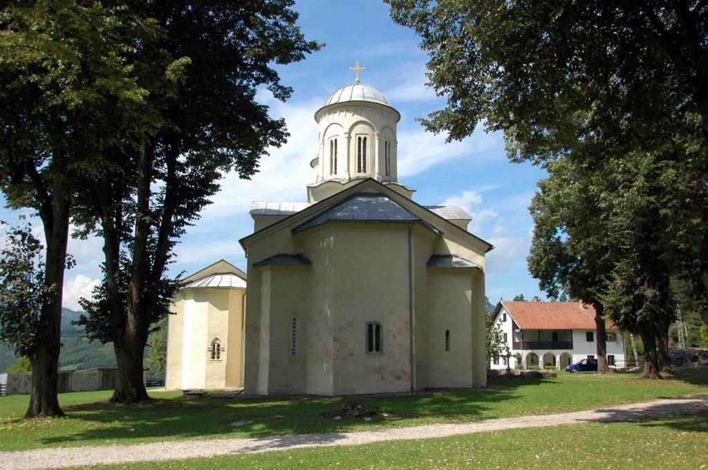 Manastir Banja Priboj