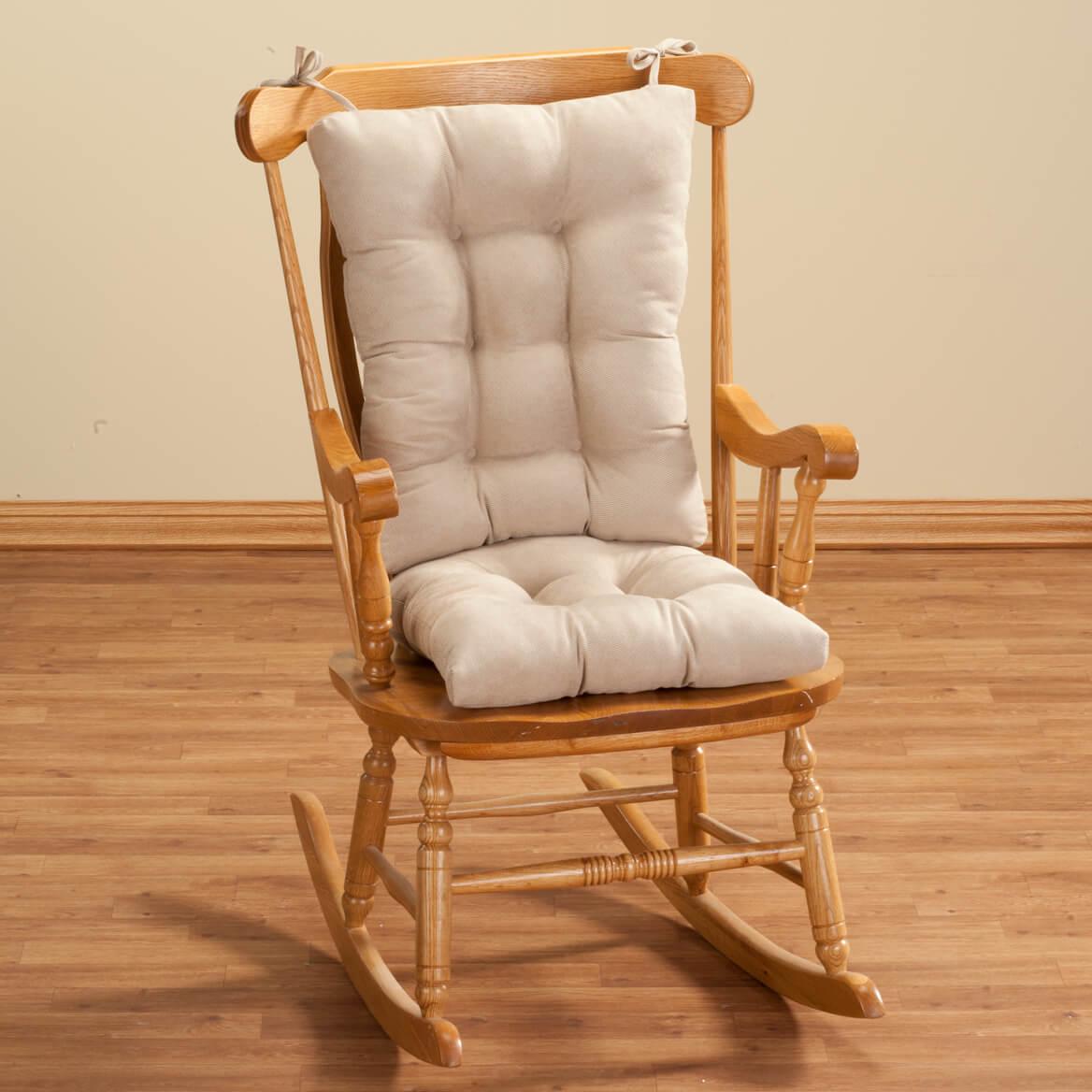 Twillo Rocking Chair Cushion Set  Rocking Chair Cushion