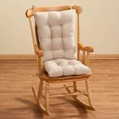 Cushions For Rocking Chair Modern Swivel Chairs Twillo Cushion Set