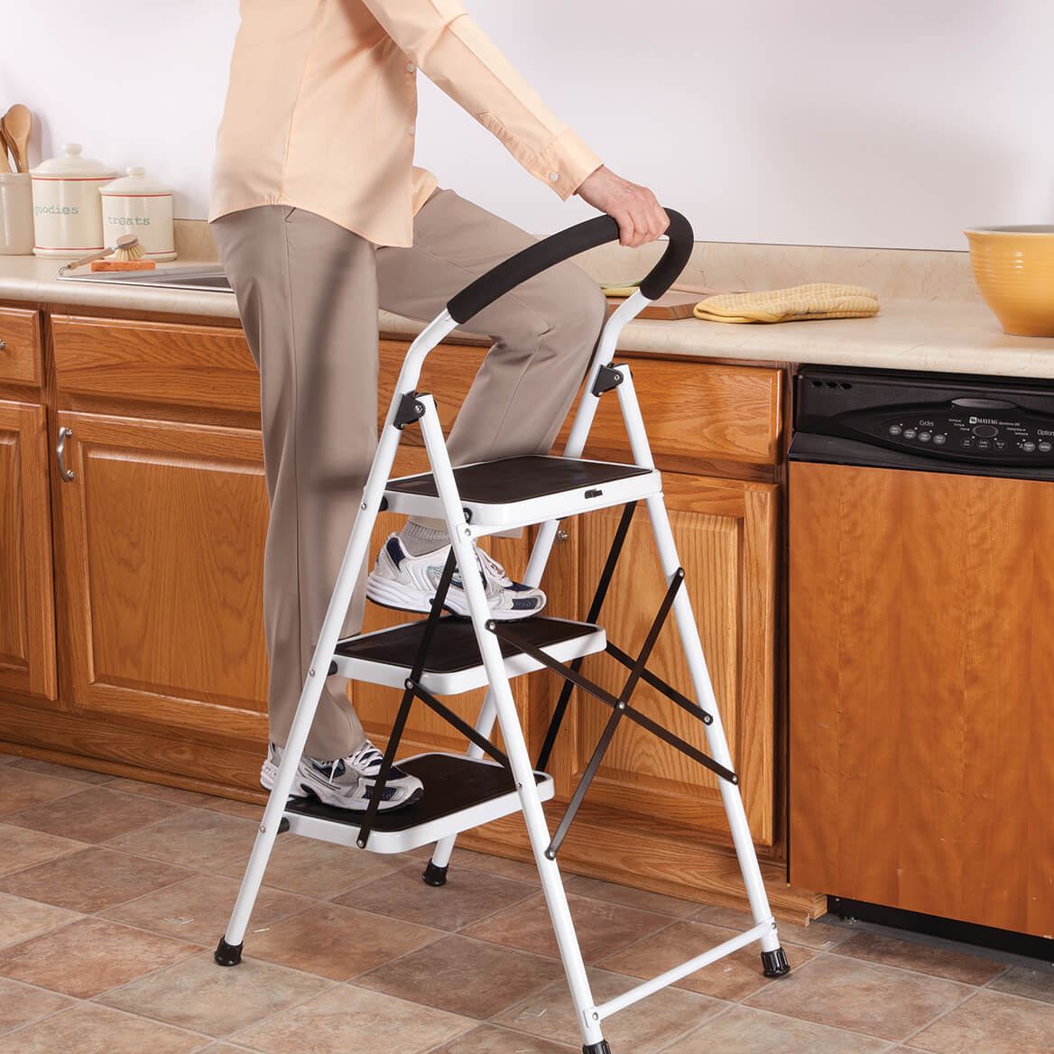 chair stool combo barber philippines step ladder