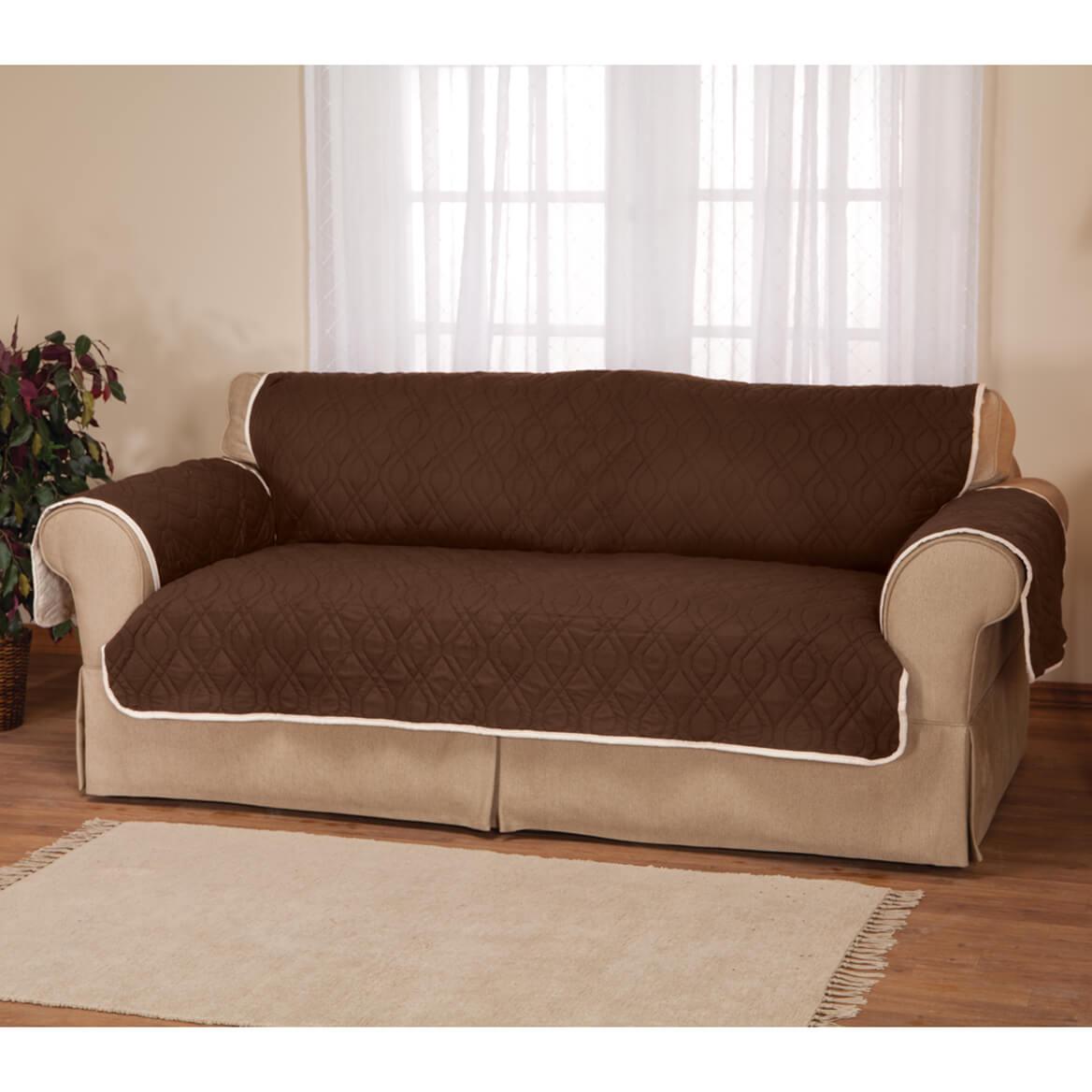 waterproof sofa protector paris levallois sofascore 5 star reversible cover