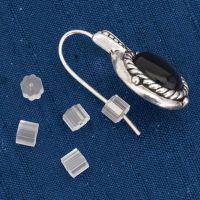 Rubber Earring Backs - Earring Backs - Earring Clutches ...