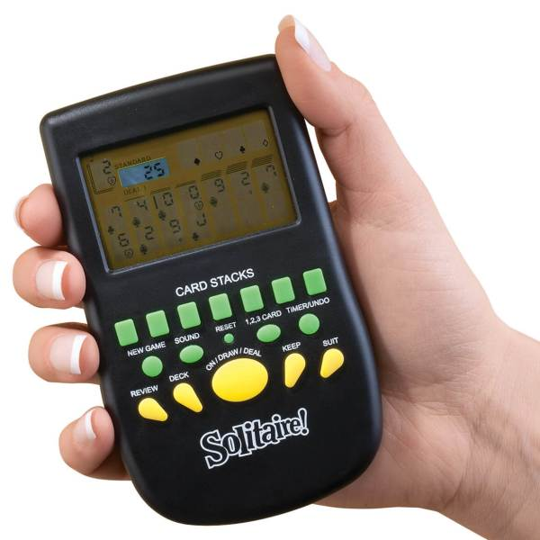 Handheld Solitaire - Game Miles Kimball