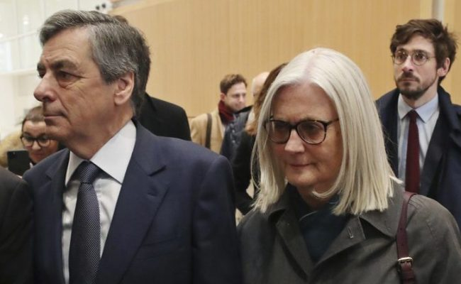 Former French Pm Fillon Sentenced To Jail For Embezzling