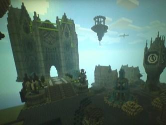 Medieval Gothic City MCPS3: Show Your Creation Archive Minecraft Forum Minecraft Forum