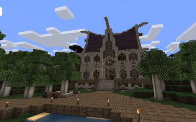 A medieval fantasy Minecraft Realm Survival Minecraft Realms Servers: Java Edition Minecraft Forum Minecraft Forum