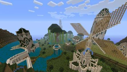 FREE!! DOWNLOADABLE XBOX 360 MAP Alyndrel Elven City PVP Map Maps Discussion Maps Mapping and Modding: Java Edition Minecraft Forum Minecraft Forum