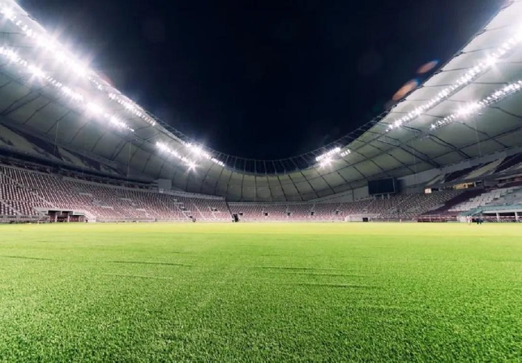 Qatar estren un mega estadio con aire acondicionado para