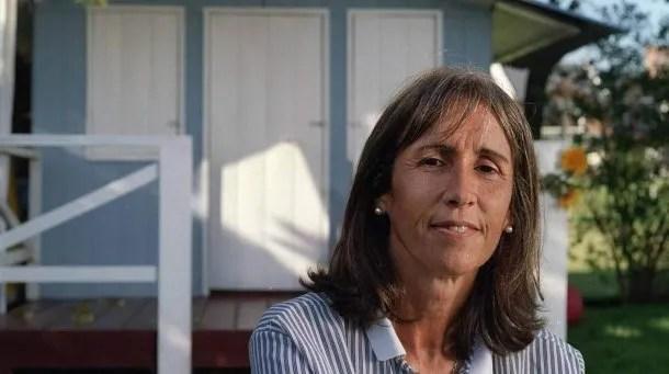 María Marta García Belsunce falleció el 27 de octubre de 2002<br>