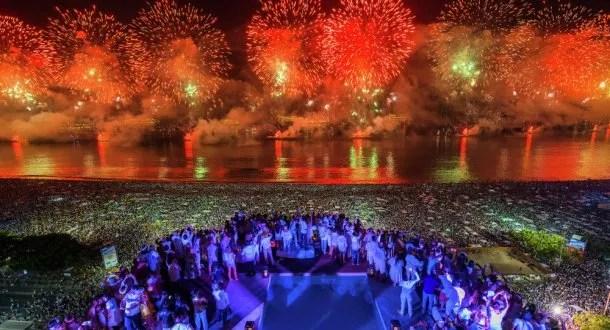 Copacabana y su fiesta inigualable