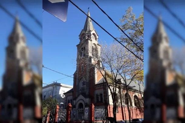 Parroquia San José, San Isidro.