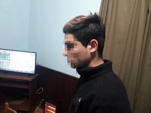 Violador de Marcos Paz