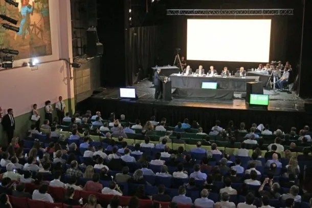 Audiencia por la tarifa del gas