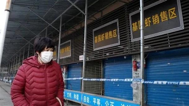 Wuhan, el epicentro del coronavirus