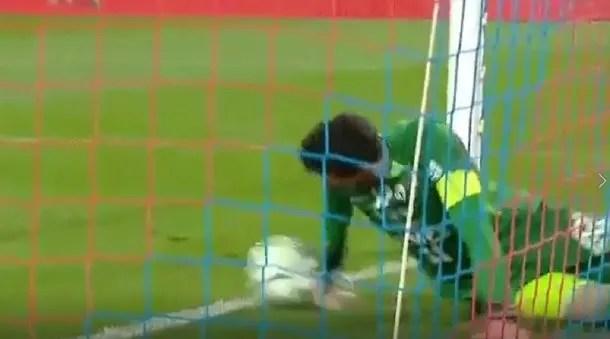 Gol en contra en el fútbol de Francia