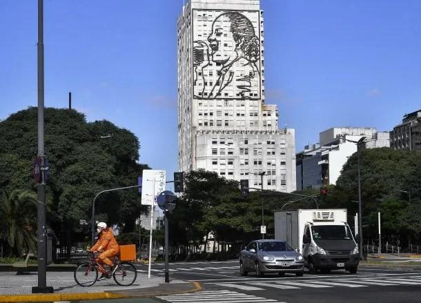 La Ciudad de Buenos Aires está en cuarentena por la pandemia de Covid-19: es el distrito con más casos de coronavirus en Argentina