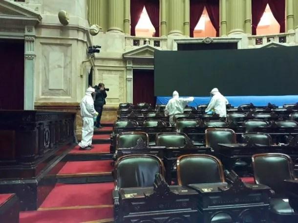 Tras detectar dos casos de COVID-19, la Cámara de Diputados y el anexo cerrarán para ser desinfectados