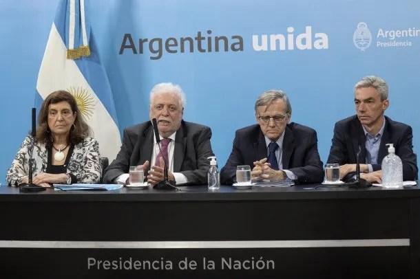 Coronavirus en Argentina: la infectólogaÁngela Gentile se refirió a la vacuna
