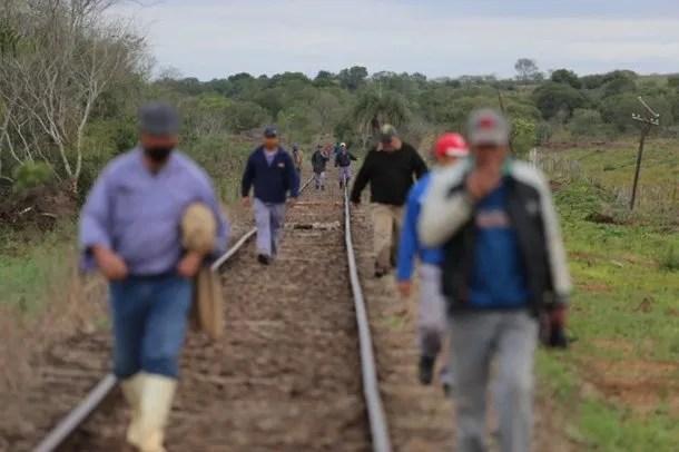 César Daniel Tizato desapareció el 30 de agosto en un campo privado. Foto: El Tribuno