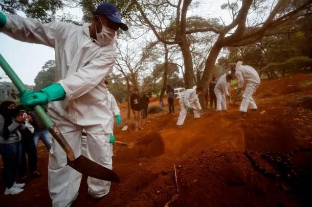 Covid-19: Brasil es uno de los más afectados por la pandemia de coronavirus