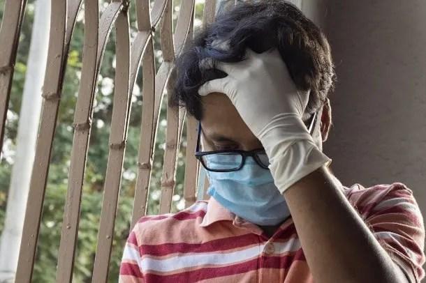 El coronavirus ataca al cerebro y deja secuelas