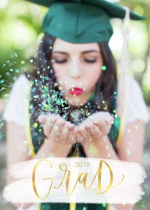 graduation announcements design templates