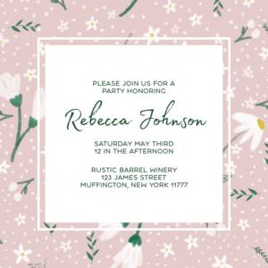 Our smart digital invitations make it easy to add all your details. The Best Bridal Shower Invitation Templates Custom Photo Cards