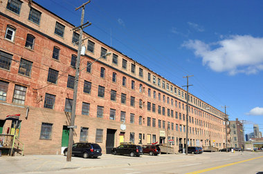 Casino plans would be devastating to Sligh Furniture complex antique shops in Grand Rapids