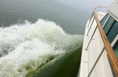 In toxic Lake Erie algae battle, Michigan shows a sign of progress
