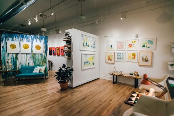 Light Studio Prepares Showcase Local Artists