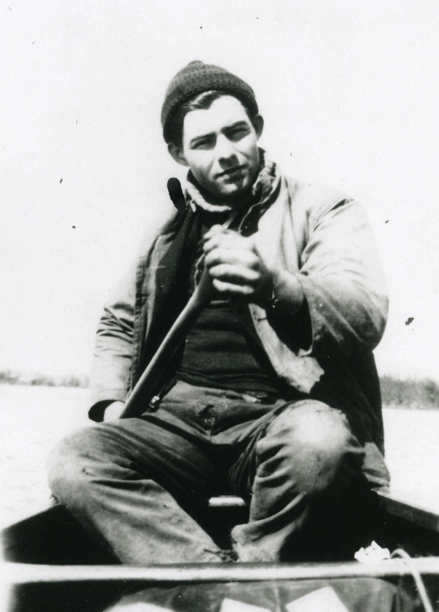 the early life and literary style of ernest hemingway Hemingway is famous for his literary style: simple, understated, and direct he was at his best describing physical activity his short story a clean and well-lighted place was written in his early time, which has a typical hemingway's style.