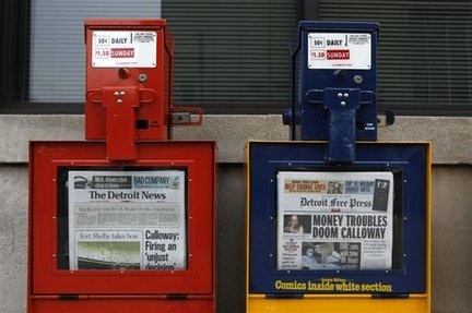 Home delivery cuts working for Detroit newspapers | MLive.com