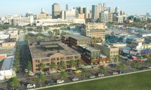 Detroit Corktown Development In