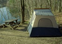 Michigan adding some rustic campgrounds to its online ...