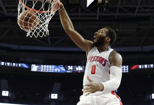 Image result for andre drummond detroit pistons