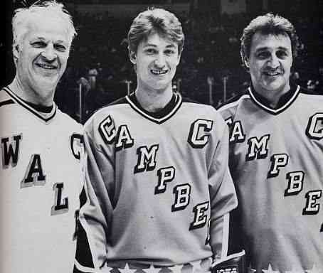 Image result for 1980 nhl all star game gordie howe