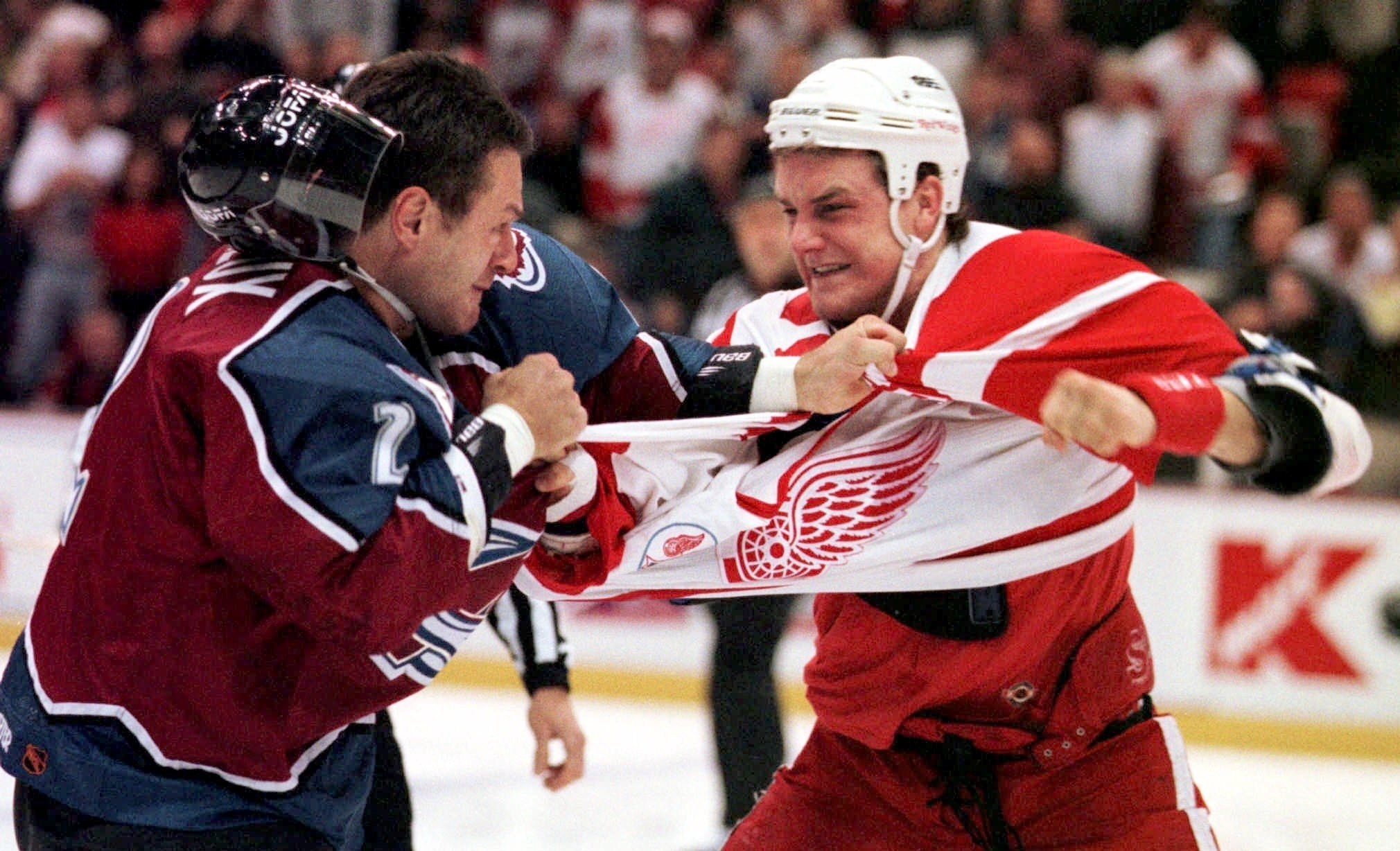 Duchesne High School Ice Hockey Red Wings Avalanche Alumni Game Expected To Be Competitive Not