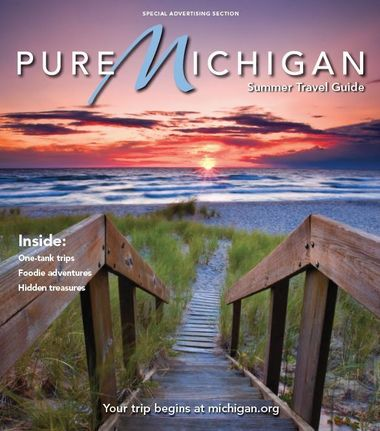 Image result for pure michigan