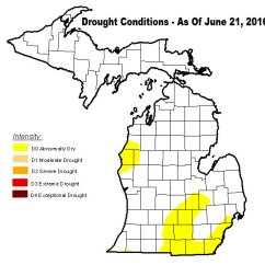 Soil Profile Diagram Of Michigan 4 Way Switch Wiring 2 Part Just One Step Away From Drought Mlive Com Status June 21 2016 Jpg