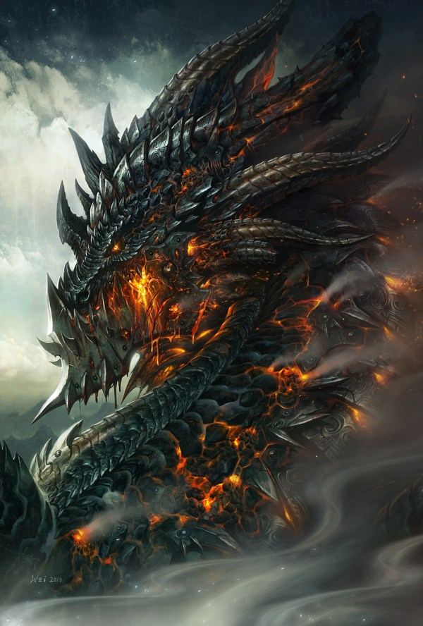 Warcraft Deathwing