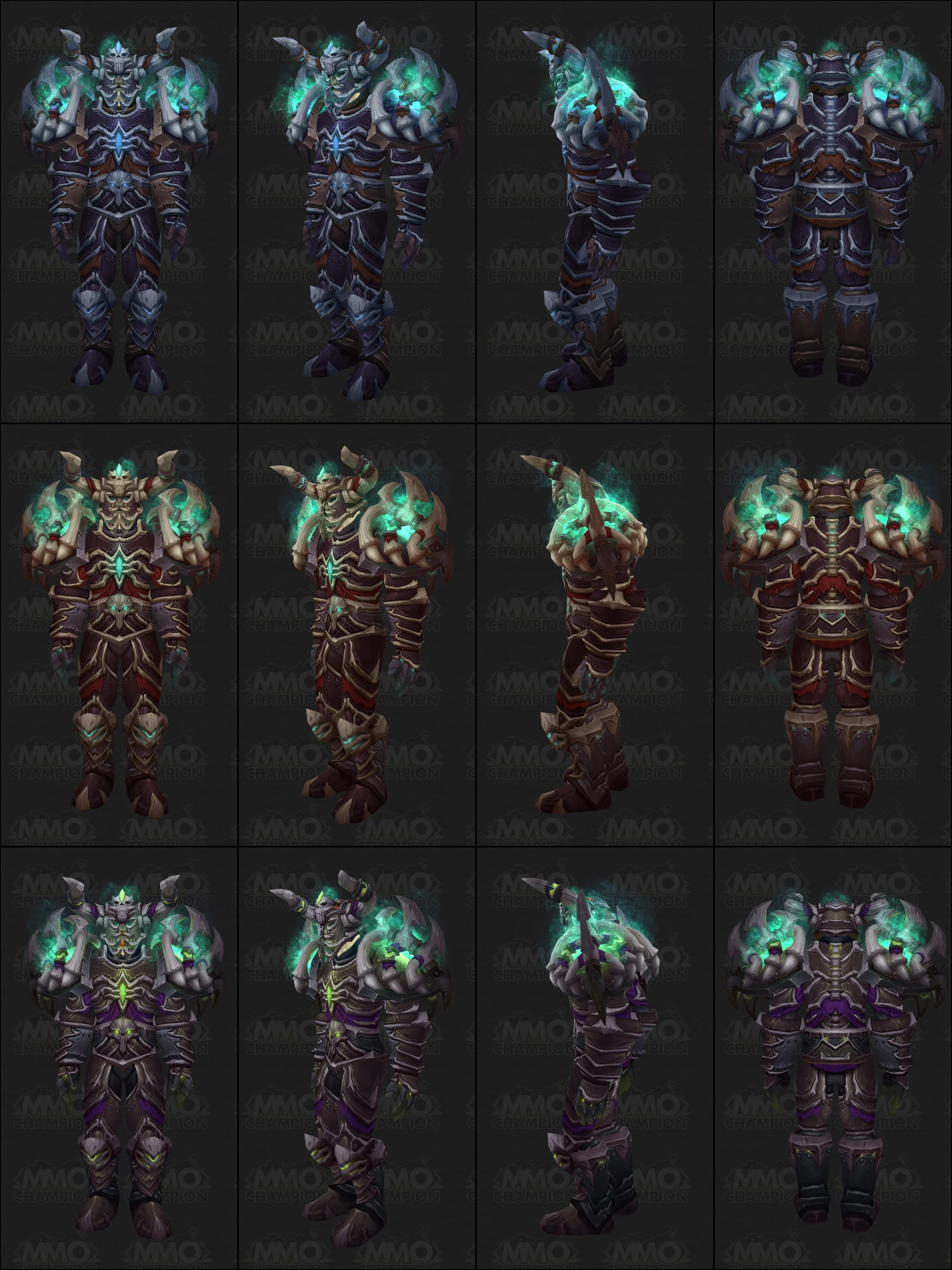 tier 13 death knight armor