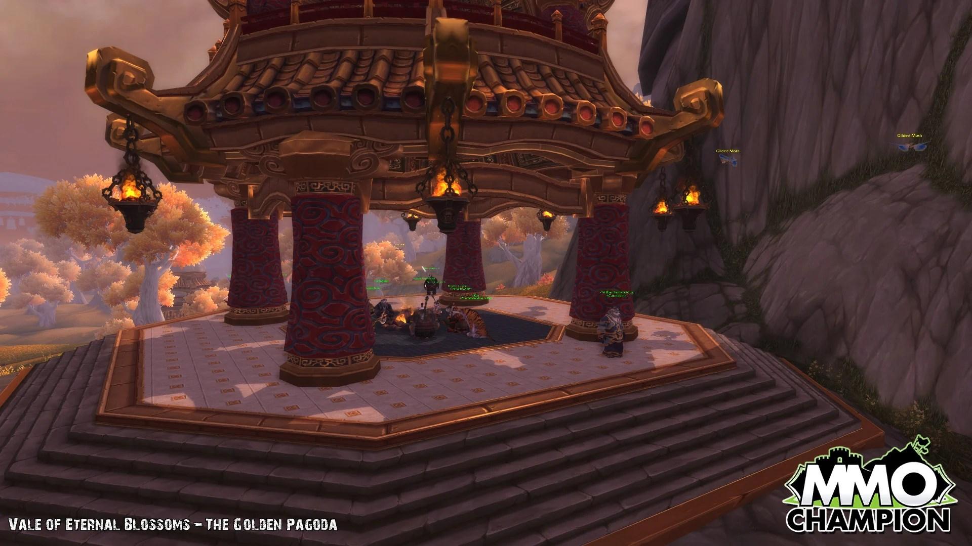 潘達莉亞之謎 經典logo取代潘達利亞迷霧logo+日常任務點預覽 - 魔獸世界官網--潘達莉亞之謎官方官網攻略專區