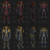 WoD:Equipping for Battle, WoD Crafted Armor, Apr 28 ...